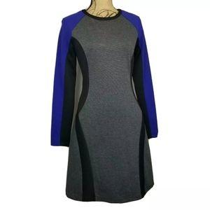 View by Walter Baker Color Block Sheath Dress 4